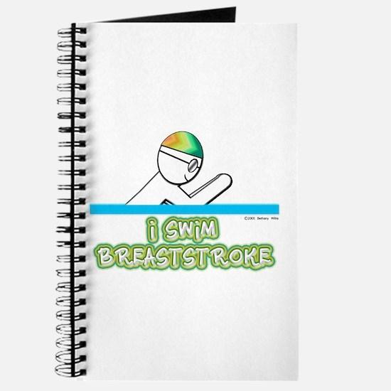 I Swim Breaststroke Journal