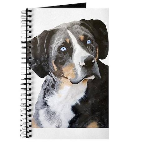 Catahoula Blue Eyes Journal