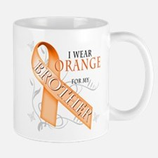 I Wear Orange for my Brother Mug