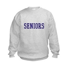 Seniors High School Sweatshirt