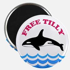 "Free Tilly 2.25"" Magnet (10 pack)"