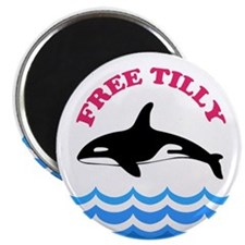 Free Tilly Magnet