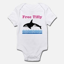 Free Tilly Infant Bodysuit