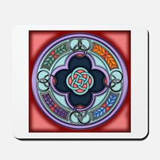 Celtic Rings Mousepad