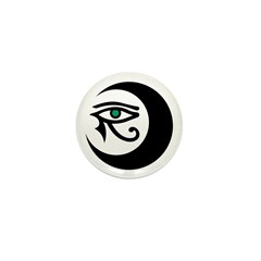 LunaSees Logo Mini Button