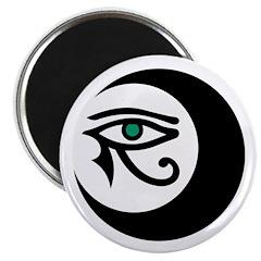 """LunaSees Logo 2.25"""" Magnet (100 pack)"""