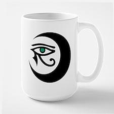 LunaSees Logo Large Mug