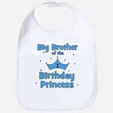 Big Brother of the Birthday P Bib