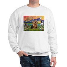 Fantasy/Yorkie (#7) Sweatshirt