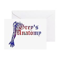 Grey's Anatomy Greeting Card
