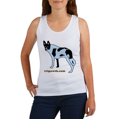 Tripawds.com Women's Tank Top