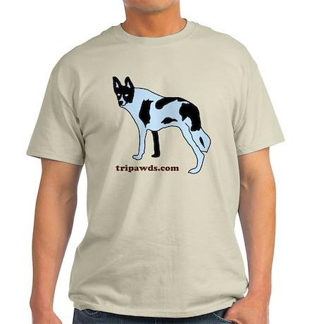 Tripawds.com Light T-Shirt