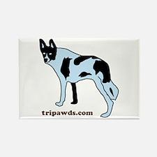 Tripawds.com Rectangle Magnet