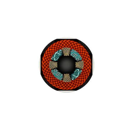 Basket Dragons Mini Button