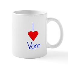 Heart Vonn Mug