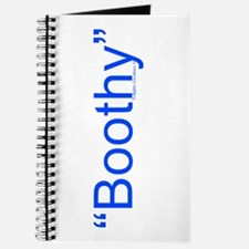Boothy Journal