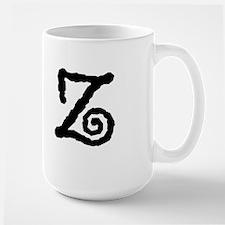 Whimsical Z Mug