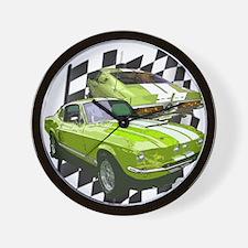 GT500 KR Wall Clock