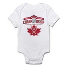 2010 Championship Infant Bodysuit