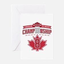 2010 Championship Greeting Cards (Pk of 20)