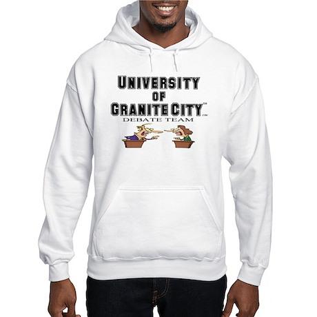 Debate Team Hooded Sweatshirt