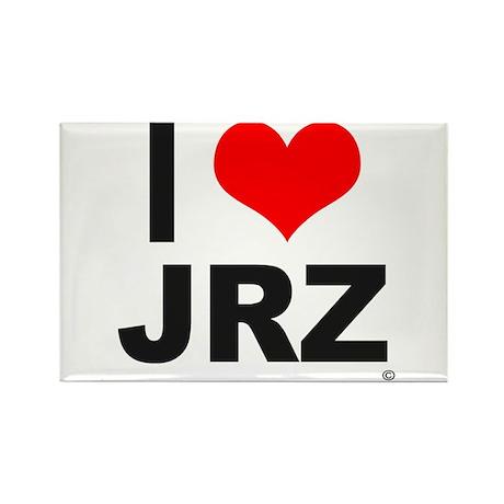 Jrz Johnny's Rectangle Magnet (100 pack)
