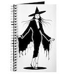 Gothic Sexy Witch Journal