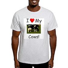 Love My Cows T-Shirt