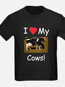 Love My Cows T