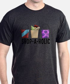 Shop-A-Holic (bags) T-Shirt
