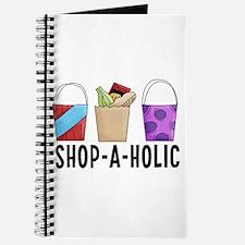 Shop-A-Holic (bags) Journal