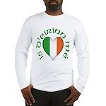 'I Am of Ireland' Long Sleeve T-Shirt