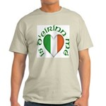 'I Am of Ireland' Light T-Shirt