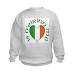 'I Am of Ireland' Kids Sweatshirt