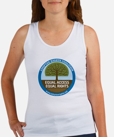 Adoptee Rights Coalition Women's Tank Top