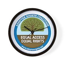 Adoptee Rights Coalition Wall Clock