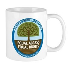 Adoptee Rights Coalition Mug