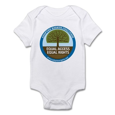 Adoptee Rights Coalition Infant Bodysuit