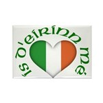 'I Am of Ireland' Magnets (10 pack)