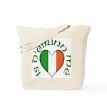 'I Am of Ireland' Tote Bag