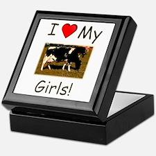 Love My Girls Keepsake Box