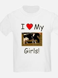 Love My Girls T-Shirt