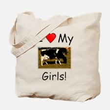 Love My Girls Tote Bag