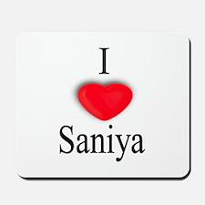 Saniya Mousepad