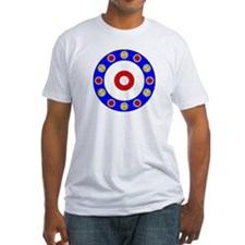 Curling Circle with Rocks Shirt