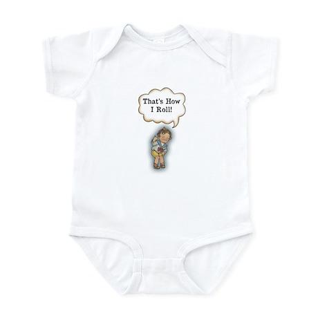 How I Roll! Infant Bodysuit