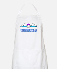 Butterfly BBQ Apron