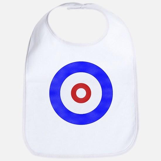 Curling Circle Ice Bib
