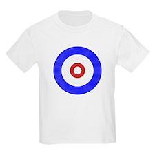 Curling Circle Ice T-Shirt