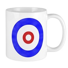 Curling Circle Ice Mug
